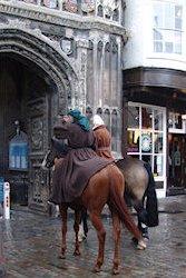 Canterbury catherdral gate
