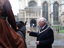 The Mayor of Canterbury and Dolly