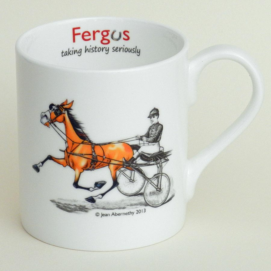 race-sulky-mug
