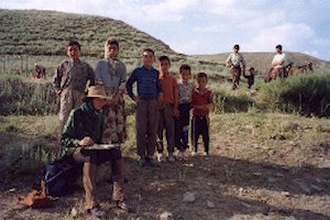 p-bridget-with-iranian-children